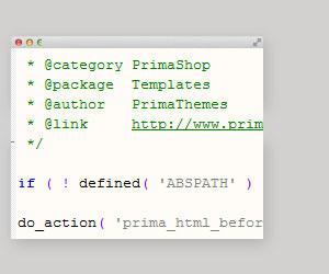 High Standard On WordPress Code