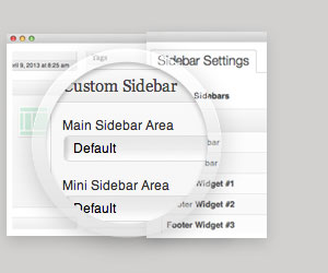 Unlimited Sidebars Using Sidebar Settings