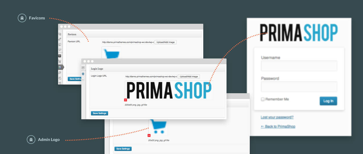 PrimaShop - Clean WooCommerce WordPress Theme
